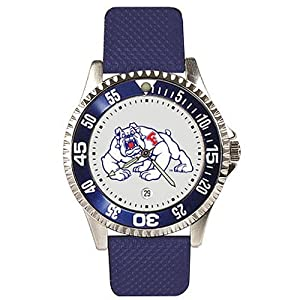 Fresno State Bulldogs Competitor Mens Watch by Suntime by SunTime