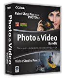 Corel Paint Shop Pro Photo X2 Ultimate & VideoStudio Pro X2 Bundle