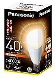 Panasonic LED電球 EVERLEDS 一般電球タイプ 全方向タイプ 6.6W  (電球色相当) E26口金 電球40W形相当 485 lm LDA7LGZ40W