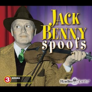 Jack Benny Spoofs Radio/TV Program