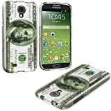 "myLife (TM) Green Hundred Dollar Series (Piece Snap On) Hardshell Plates Case for the Samsung Galaxy S4 ""Fits... by myLife Brand Products"