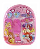 Disney Princess Hair Accessory Gift Pack -Princess Hair Band / Hair Clips (13 pcs Set)