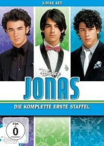 Amazon.com: cof.jonas brothers - season 01 (3dvd) italian import