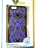 Disney D-tech World WDW Parks Authentic Haunted Mansion Wallpaper Attraction 2014 Iphone 6 Phone Hard Case