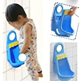 Vktech Potty Training Urinal for Boys Pee,Blue