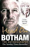 img - for Head On: Ian Botham: The Autobiography book / textbook / text book