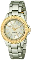 SO&CO York Women's 5036.2 SoHo Analog Display Japanese Quartz Champagne Watch from SO&CO New York