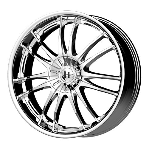 Helo HE845 Triple Chrome Plated Wheel (17x7.5