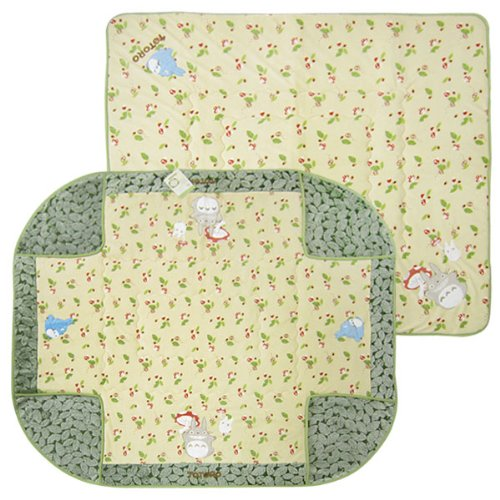 Ministry of space kotatsu futon set (rectangular) ) Totoro mushroom hunting