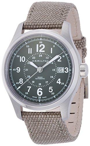 [ハミルトン]HAMILTON 腕時計 カーキフィールド オート 機械式自動巻 10気圧防水 H70595963 メンズ 【正規輸入品】
