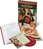 Bistro: Swinging French Jazz, Favorite Parisian Bistro Recipes (Cookbook & Music CD Boxed Set)