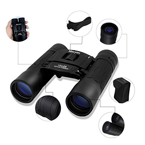 Binoculars-with-10x25-Portable-High-Definition-and-Blue-Film-by-Merytes