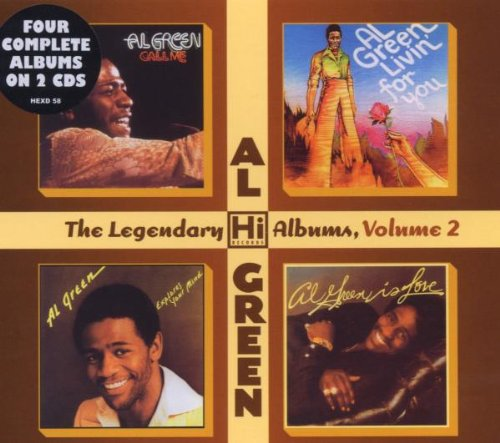 Al Green - The Legendary Hi Records Albums, Volume 2 - Zortam Music