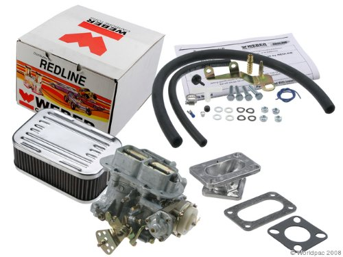 Weber Redline Carburetor Kit 32/36 DGEV - Electric Choke (1975 Jeep Cj5 Carburetor compare prices)