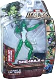 Marvel Legends 2007 Series 2 She-Hulk Action Figure