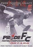 Pride Fighting Championships: Pride Fighting Legacy, Vol. 4
