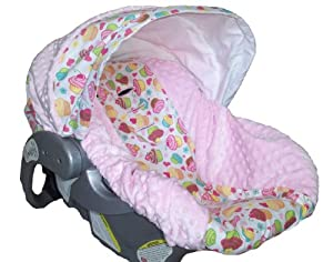 High Chairs Custom Infant Car Seat Cover Sew Precious