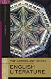 Norton Anthology of English Literature Package (0393928330) by Greenblatt