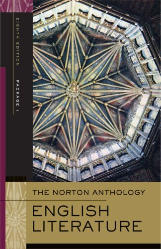 The Norton Anthology of English Literature (Eighth...