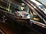 スバル レガシィツーリングワゴン BR系 クロームメッキ ドアミラーカバー