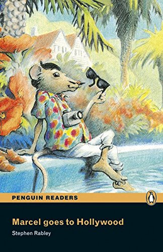 Penguin Readers 1: Marcel goes to Hollywood Book & CD Pack: Level 1 (Penguin Readers (Graded Readers))