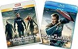 キャプテン・アメリカ/ウィンター・ソルジャーMovieNEXプラス3D:オンライン予約限定商品 [ブルーレイ3D+ブルーレイ+DVD+デジタルコピー(クラウド対応)+MovieNEXワールド] [Blu-ray]
