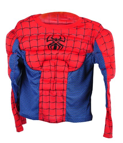 Simplicity New Kid Spiderman Outfit Halloween Costume Party Birthday Gift
