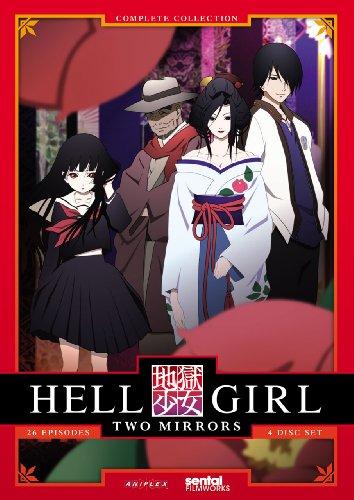Hell Girl: Two Mirrors: Season 2 (地獄少女 二籠 北米版) [DVD]
