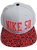 【ナイキ】NIKE SB LEOPARD SNAPBACK HAT スナップバックキャップ【並行輸入品】