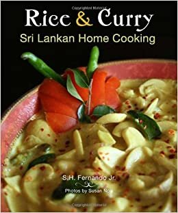 Rice & Curry: Sri Lankan Home Cooking (The Hippocrene International