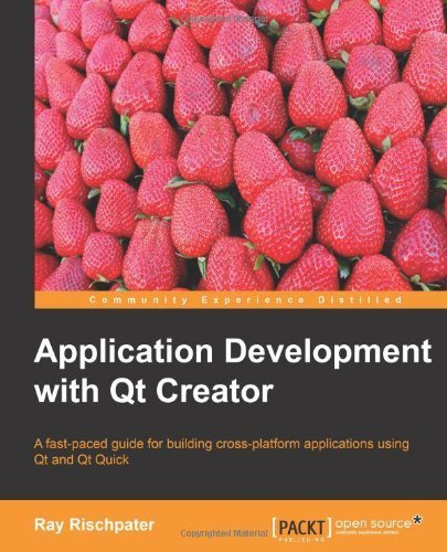 Application Development With Qt Creator By Rischpater, Ray (2013) Paperback