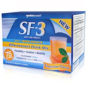 superflex 3 effervescent 30 sachets glucosamine chondroitin msm health. Black Bedroom Furniture Sets. Home Design Ideas