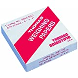 Thomas 20605630 Weigh Paper, 4