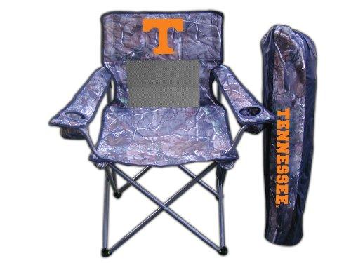 NCAA Tennessee Volunteers Realtree Camo Folding Chair