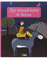 Minicontes classiques : Les musiciens de Brême
