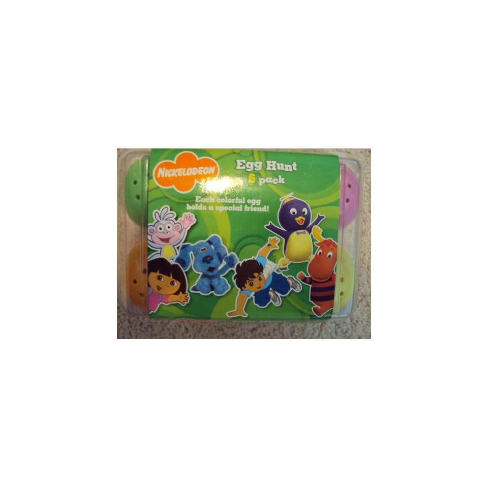 Nickelodeon Egg Hunt 6 Pack on PopScreen