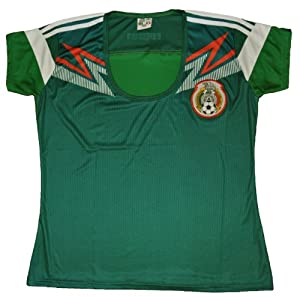 Buy 2014 Mexico Women Jersey Size Small, Medium, Large by PerUsasports