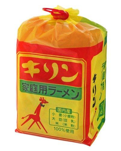 小笠原製粉 キリンラーメン しょうゆ 6袋入り