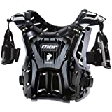 Thor Motocross Youth Quadrant Protectors - 2012 - Black/White