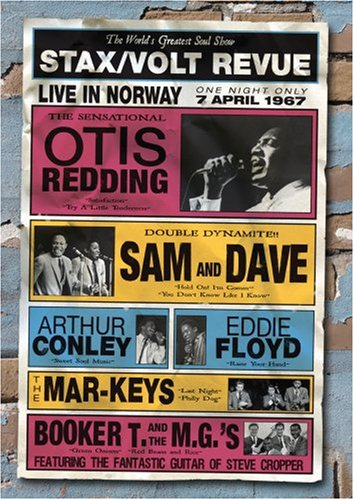 Stax-Volt Revue: Live in Norway 1967 [DVD] [Import]
