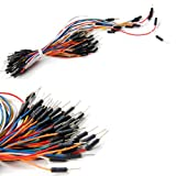 65pcs ワイヤー ブレッドボード プラグ ワイヤ ブレッドボードケーブル ブレッドボード タイライン ランキングお取り寄せ