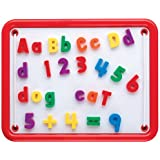 Learning Resources Magnetic Alphabet & Numbers (Does not come with a magnetic board)