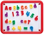 Learning Resources Magnetic Alphabet...