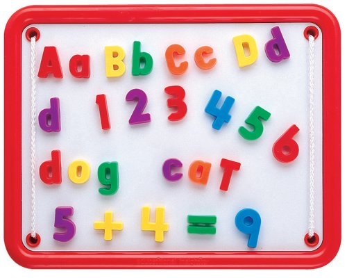 Educational Insights Magnetic Alphabet & Numbers - 1