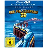 "Der Polarexpress 3D (+ Blu-ray) [Blu-ray 3D]von ""Tom Hanks"""