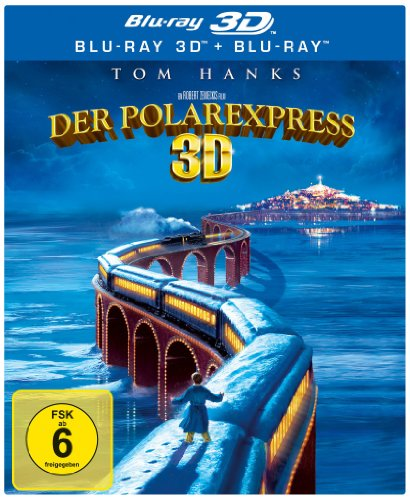 Der Polarexpress 3D (+ Blu-ray) [Blu-ray 3D]