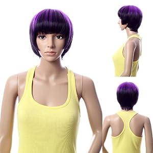 pin kurze bob frisur mit stufen für dickes haar on pinterest