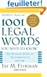 1001 Legal Words You Need to Know