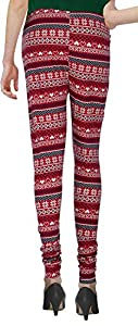 TAVARA Women's Slim Fit Leggings (TAPL0016L_p, L)