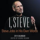 2014 I, Steve boxed calendar